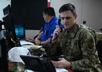 Public Health Emergency Working Group at forefront of Offutt COVID-19 response