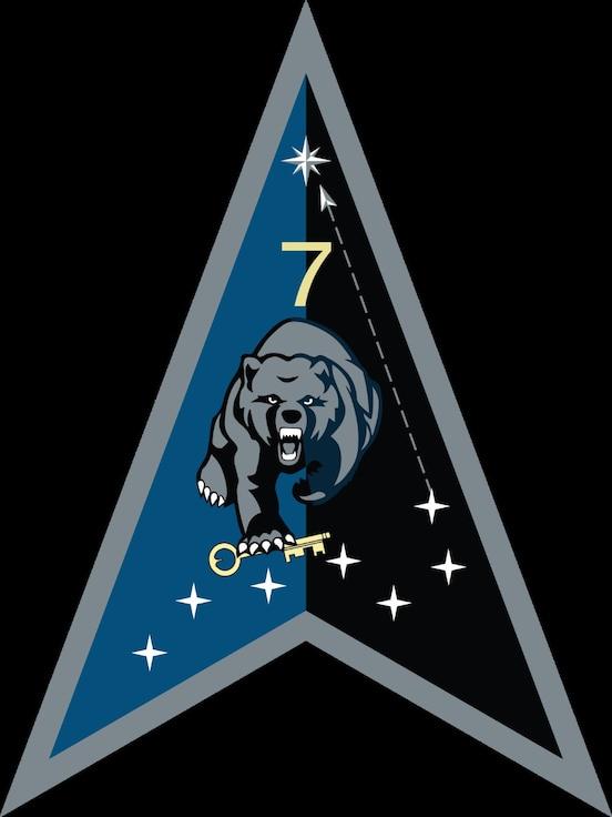 Space Delta 7 logo