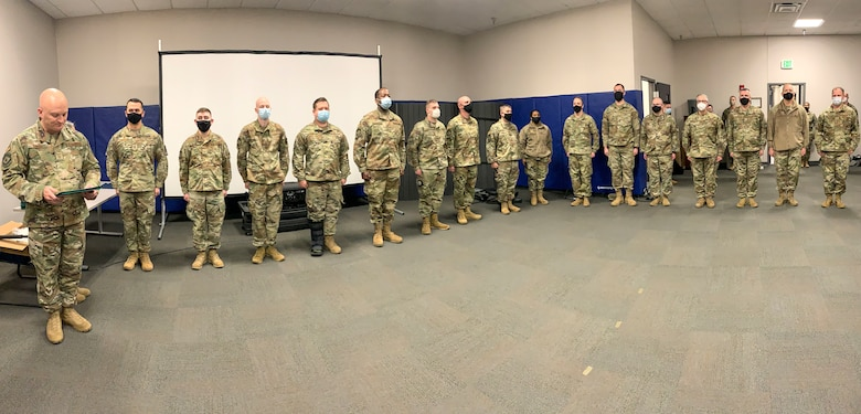 189th SFS Medal Recognition