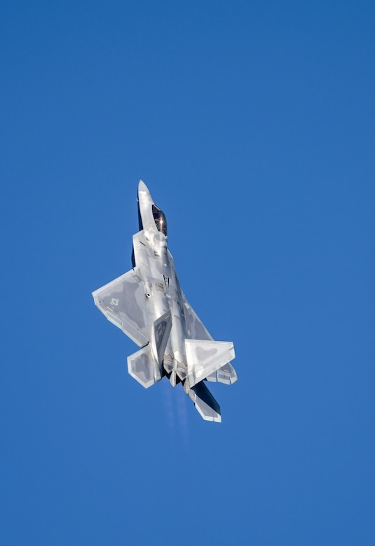 U.S. Air Force F-22 Demonstration Team