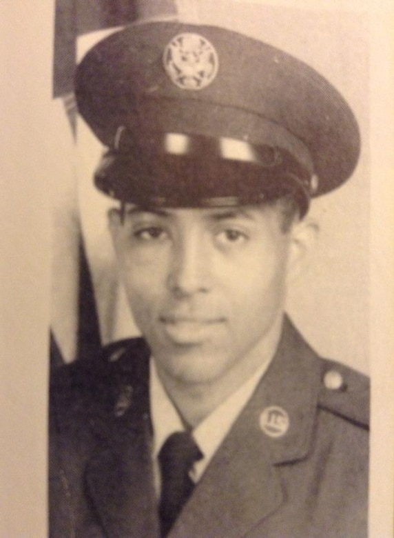 Airman Basic Jose Velez at Basic Military Training in 1983. Velez worked his way through the ranks over the course of 26 years and is now set to retire Feb. 28, 2021 with the rank of chief master sergeant. (Courtesy photo)