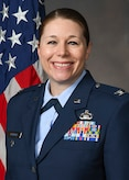 Official photo of Col. Allison Galford