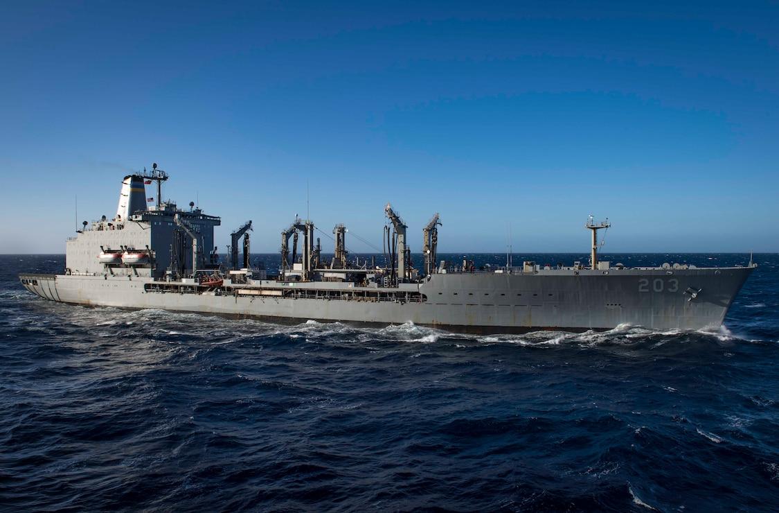 USNS Laramie (T-AO 203)
