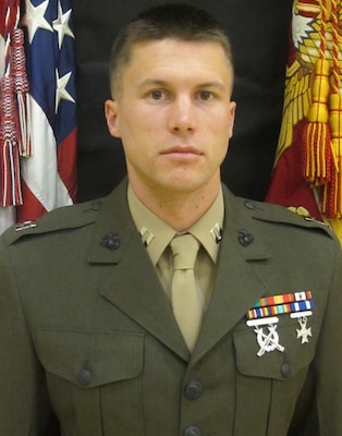 INSPECTOR-INSTRUCTOR, HEADQUARTERS BATTERY, 2ND BATTALION, 14TH MARINE REGIMENT