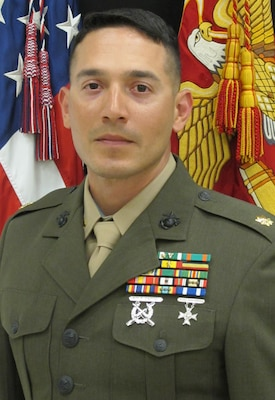 COMMANDING OFFICER, HEADQUARTERS BATTERY, 2ND BATTALION, 14TH MARINE REGIMENT