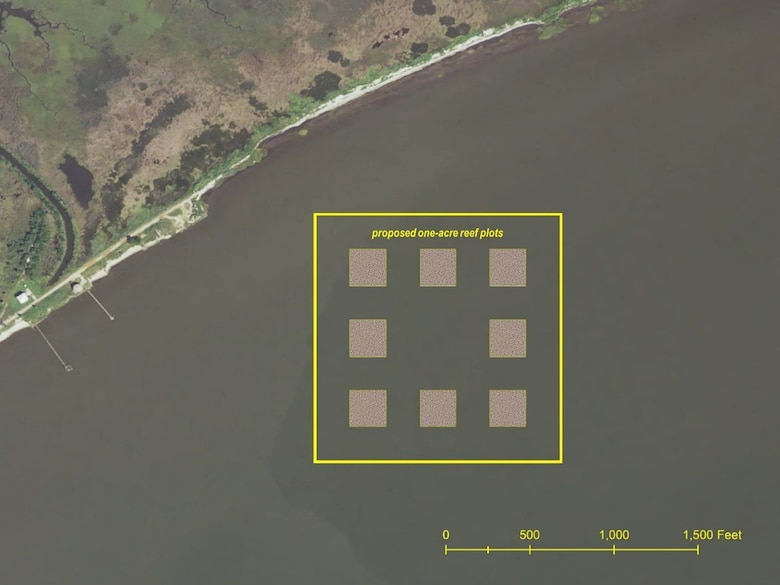The U.S. Army Engineer Research and Development Center announces Jan. 25, 2021, a three-year research collaboration with the University of Southern Mississippi (USM) to create oyster reef habitat in the northern Gulf of Mexico.