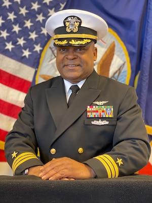 Commander Terrance Flournoy