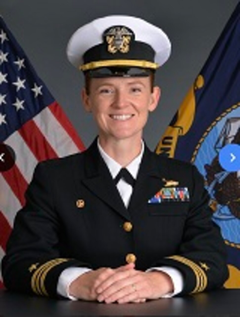 LCDR Molly Lawton