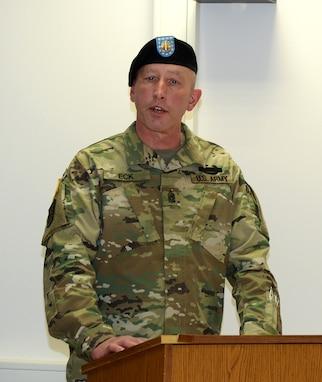 361st Civil Affairs Brigade Change of Responsibility Ceremony
