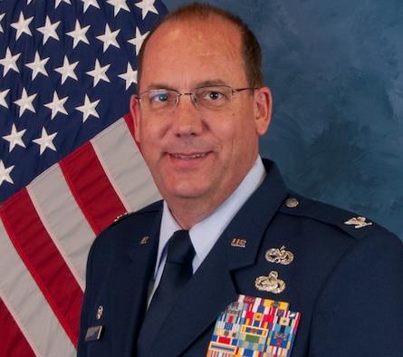 Col. John Week Biography Photo