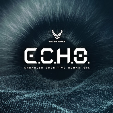 Harnessing technology to improve the recruiting process, the Air Force is releasing a new online, interactive gaming experience, ECHO - Enhanced Cognitive Human Ops.