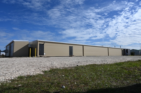 Fighter Wing officials will host ribbon cutting ceremonies at the 125th Fighter Wing, Jan. 29, at 9 a.m. to officially open a new fire station and indoor firing range.