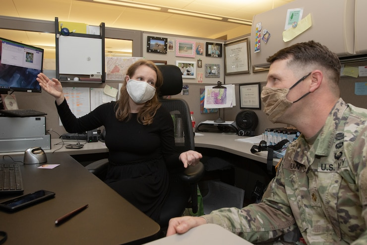 Civilian workforce is a critical component who works alongside the Alabama National Guard