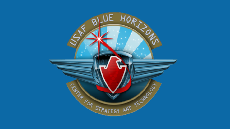Blue Horizons Shield for Mosaic(Lighter Blue Background)