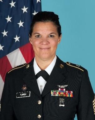 Command Sergeant Major Sherri L. Turner