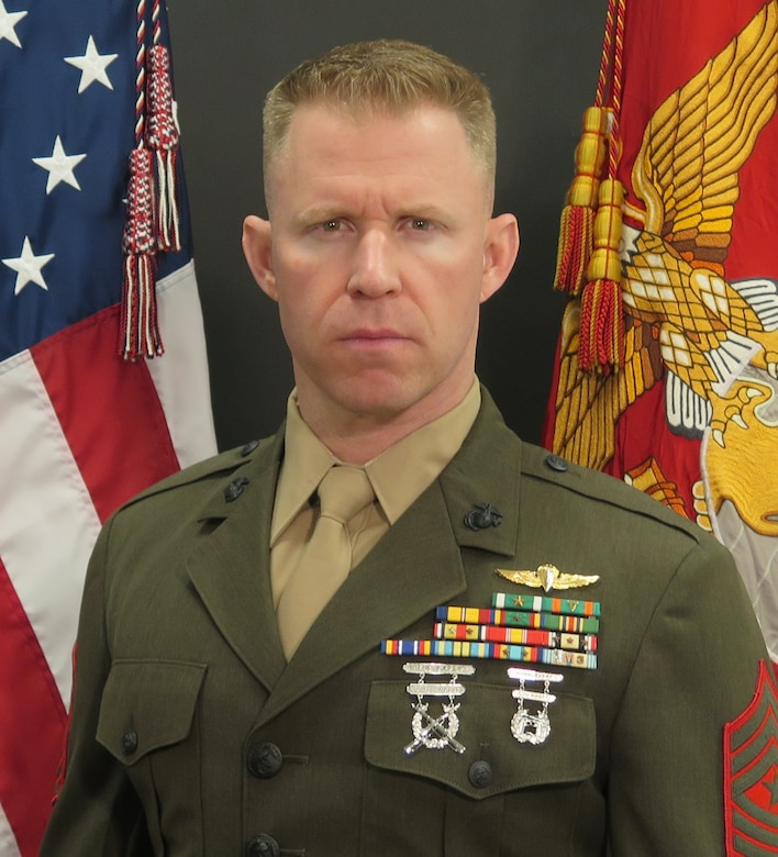 Sergeant Major, 3rd Force Reconnaissance Company