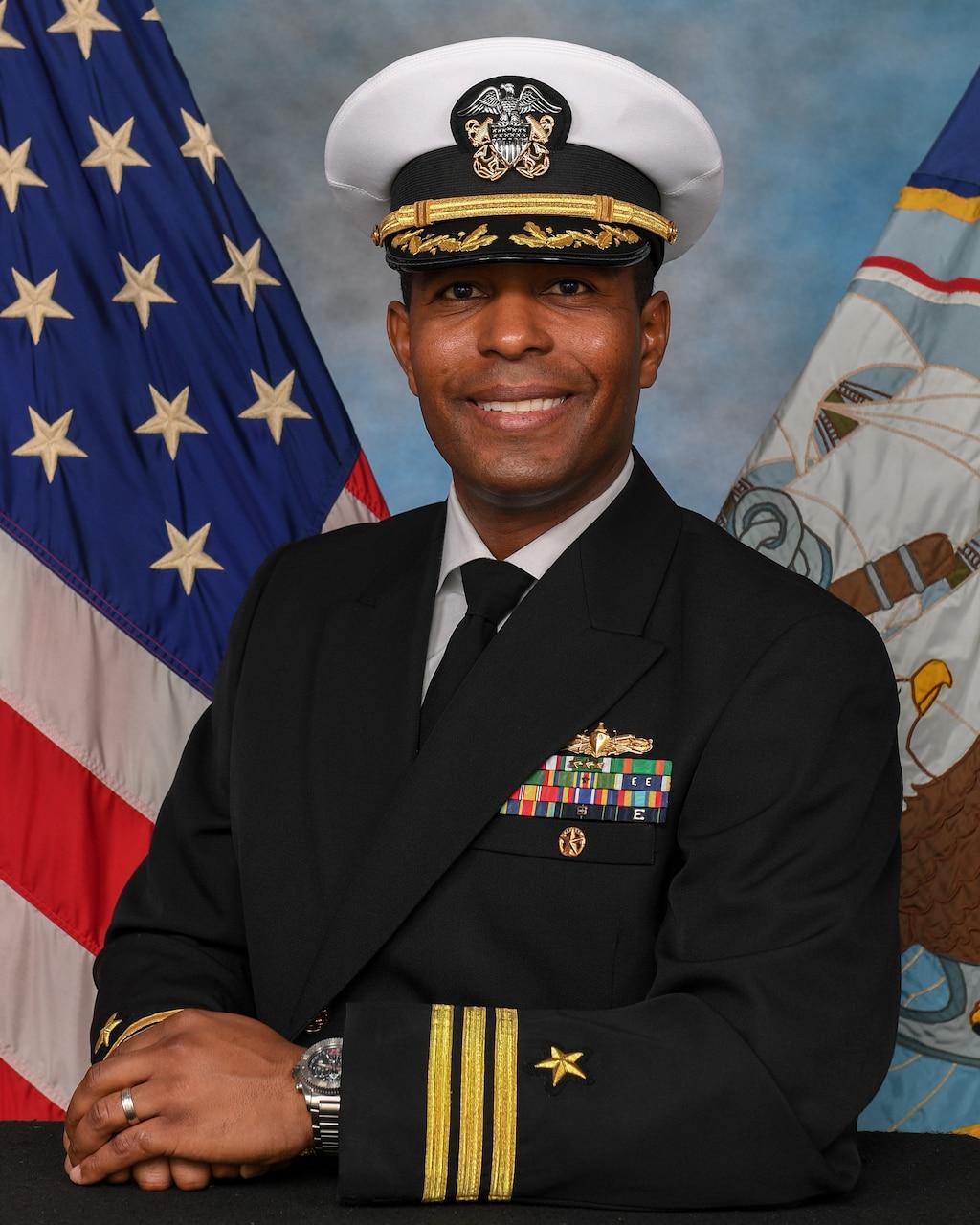 CDR Richard Jimenez