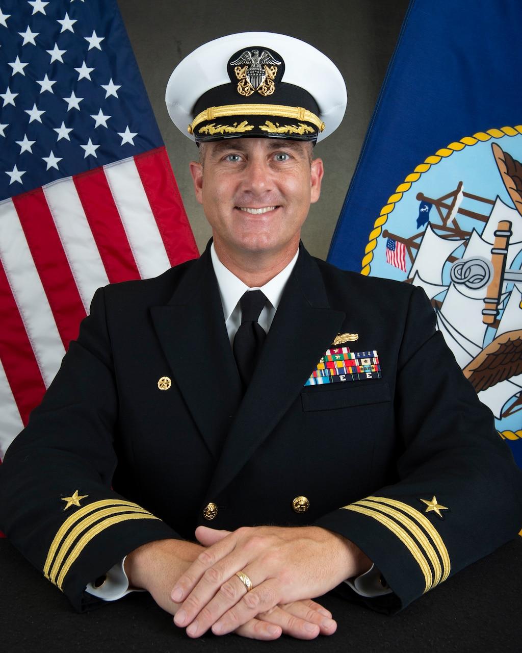 CDR Neil R. Gabriel