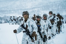 U.S. Marines Complete Norway Deployment for Arctic Warfare Training