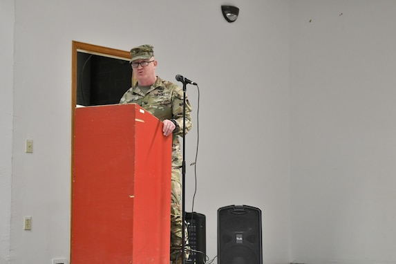 647th Regional Support Group assumes authority of the Fort Bliss Mobilization Brigade