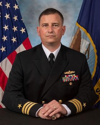 CDR William J. Carroll