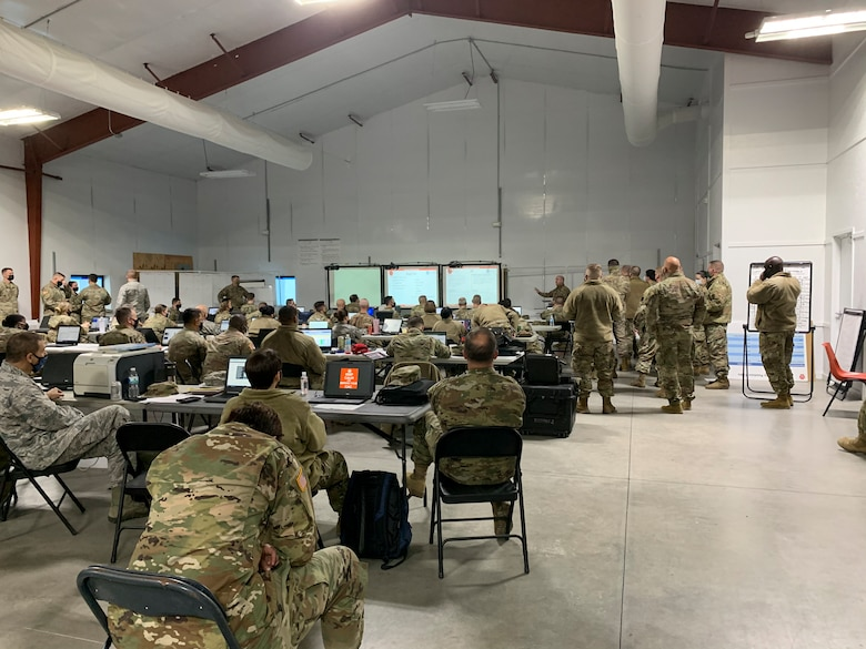 MEOCs around the nation were activated in the event operations tempos at the inauguration were elevated for National Guard troops in the D.C. area.