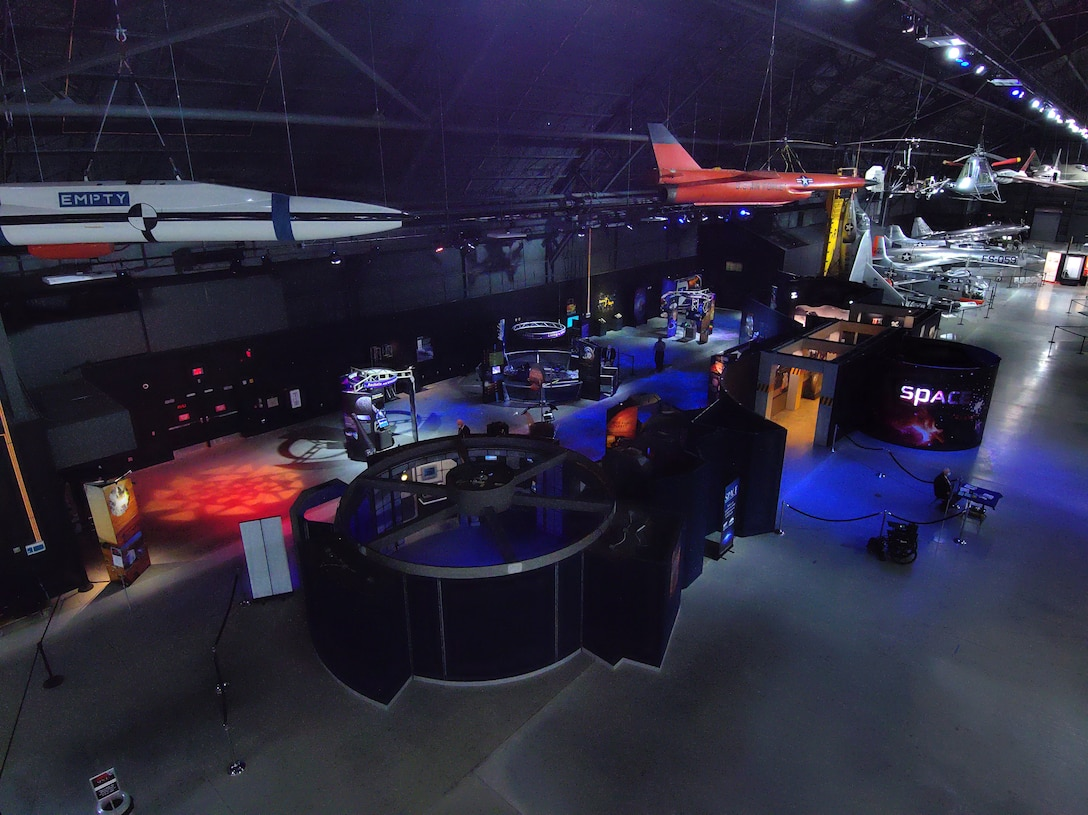 SPACE: A Journey to Our Future Exhibit