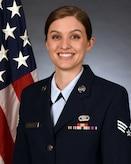 Senior Airman Sarah Moyers Official Photo