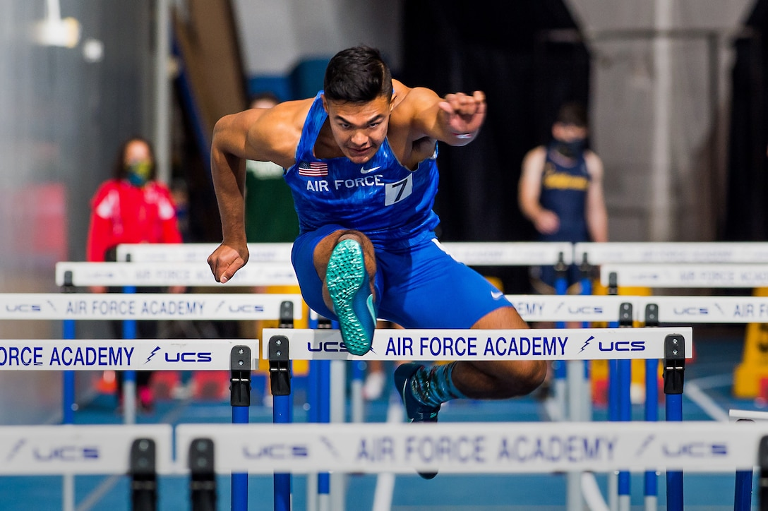 U.S. Air Force Academy Track and Field Air Force Invitational 2021