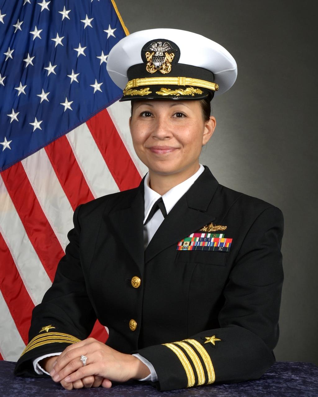 CDR Angela Gonzales