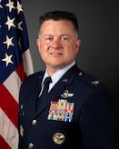 Official photo of Col. Jason N. Gingrich, 39th Air Base Wing commander