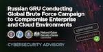 Brute Force Global Cyber Campaign.