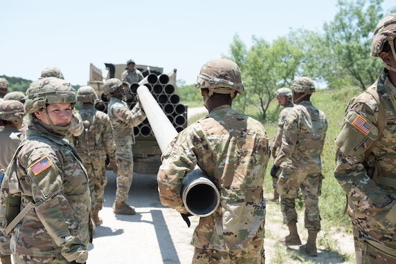 Spartans help fuel the fight during annual petroleum exercise