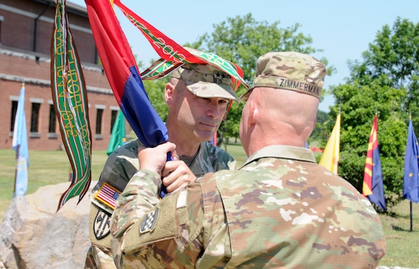 99th Readiness Division welcomes new commanding general