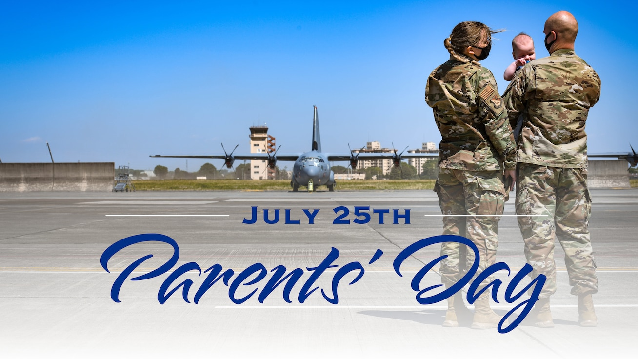 July 25 – Parents' Day