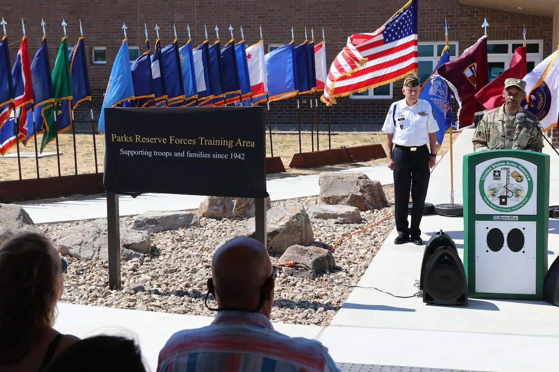 Spc. Jameson L. Lindskog Army Reserve Center memorialized in honor of fallen Soldier's service and sacrifice