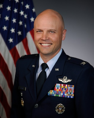 Col. Collins official photo