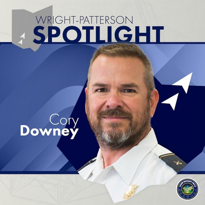 Wright-Patterson Spotlight: Cory Downey