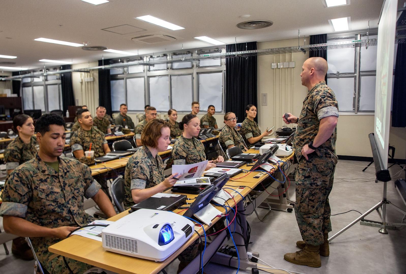 Rapid Mobilization Drill to Prepare for Indo-Pacific Crises