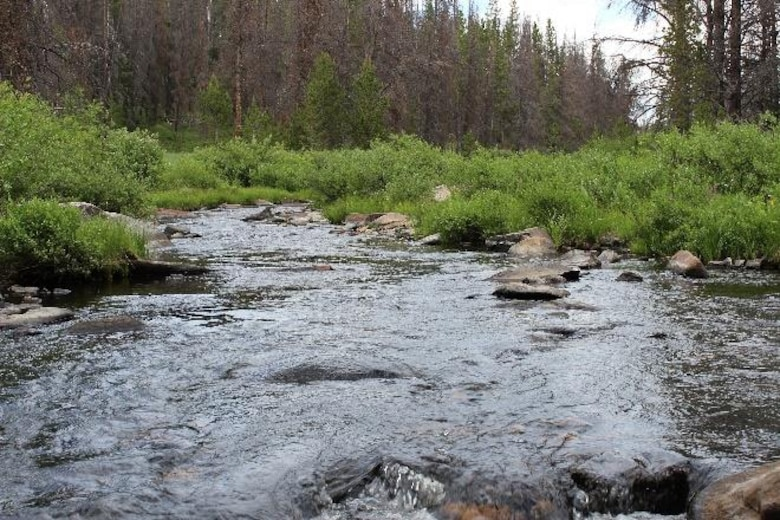 Report on the water quality for F.E. Warren Air Force Base, Wyoming, July 1, 2021. (Courtesy photo)