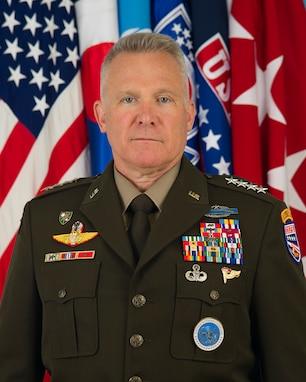 General Paul J. LaCamera