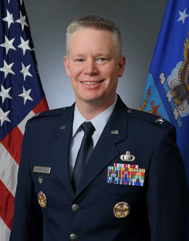 Colonel Charles D. Barkhurst is the Vice Commander of the 88th Air Base Wing at Wright-Patterson AFB, Ohio.