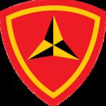 3rd Marine Division Logo