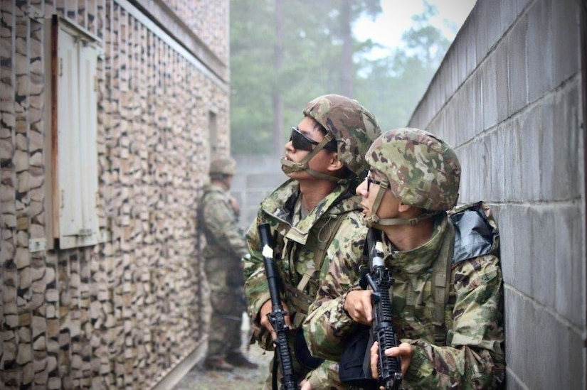 415th Chemical Brigade executes successful field exercise in wake of COVID environment