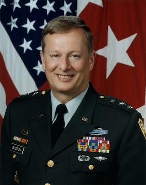 A portrait of LTG Henry T. Glisson