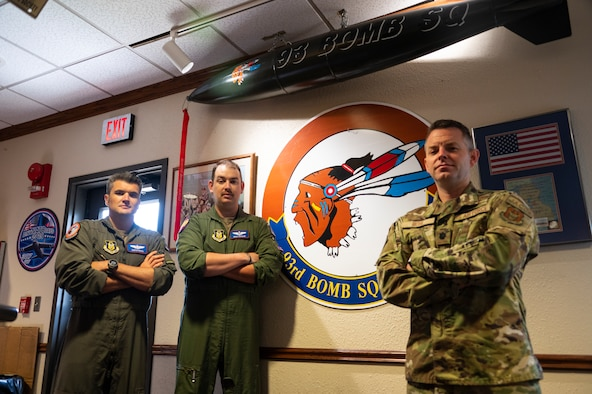 Photo of Airman posing with arms crossed