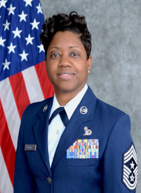 Chief Master Sgt. Takesha S. Williams