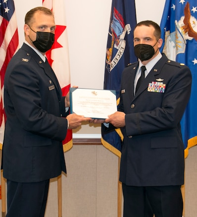 Searles promoted to lieutenant colonel