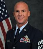 Command Chief Master Sgt. Kristoffer N. Berrien
