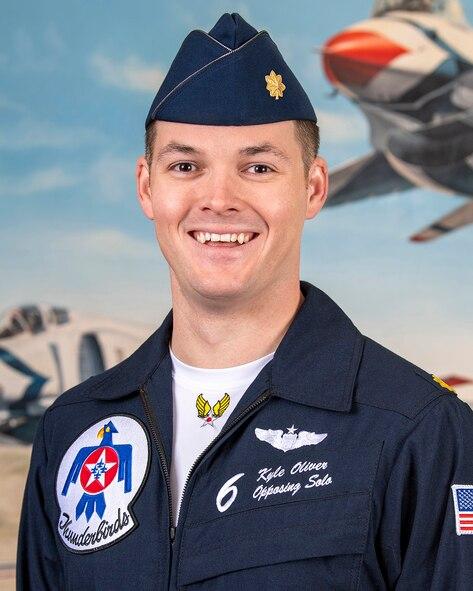 Air Force Thunderbird Pilot